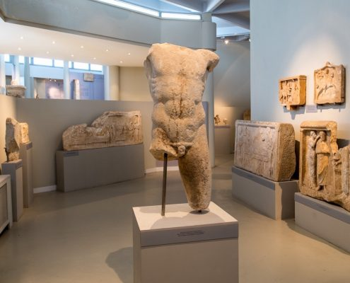 archaiological museum of thassos greece